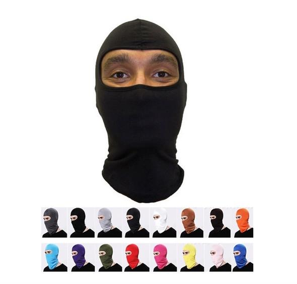 Balaclava Mask Ninja Mask - 10+ COLORS 30599ALL