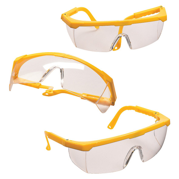 Child Construction Safety Glasses 12 PACK 1554G