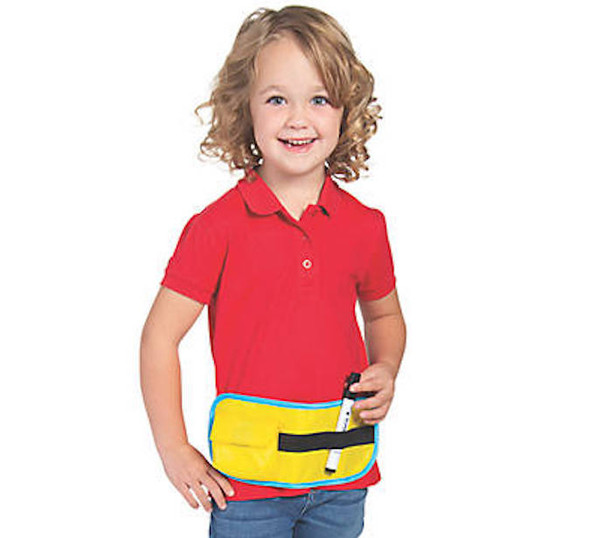 Child Construction Tool Belts 6 PACK 1554B