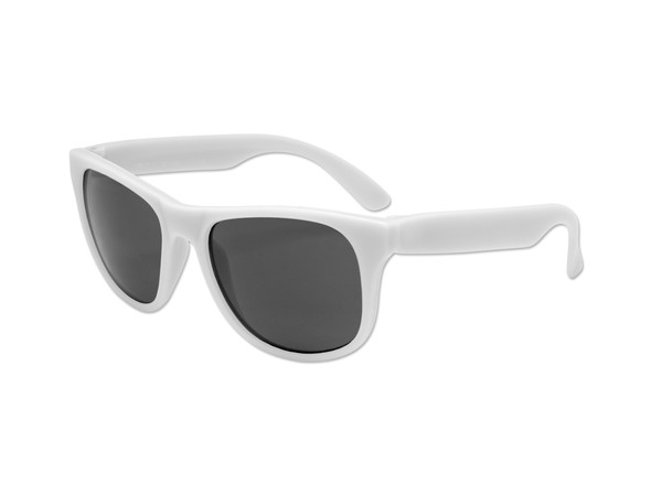 White Sunglasses 12 PACK Party Favor Quality 404W
