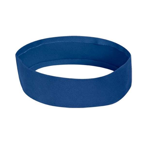 Royal Blue Hat Bands | 2.25' Non Pleated Solid Cotton/ Spandex Twill