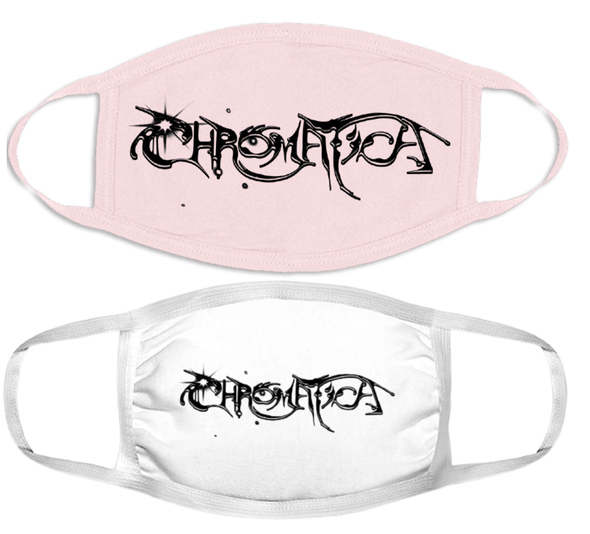Gaga Chromatica Mask |  Cotton Face Mask | Adult  Double Ply Soft Cotton