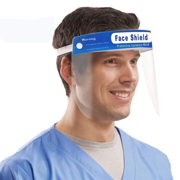 Face Shields Bulk | Face Shields Wholesale | 70001S 12 PACK