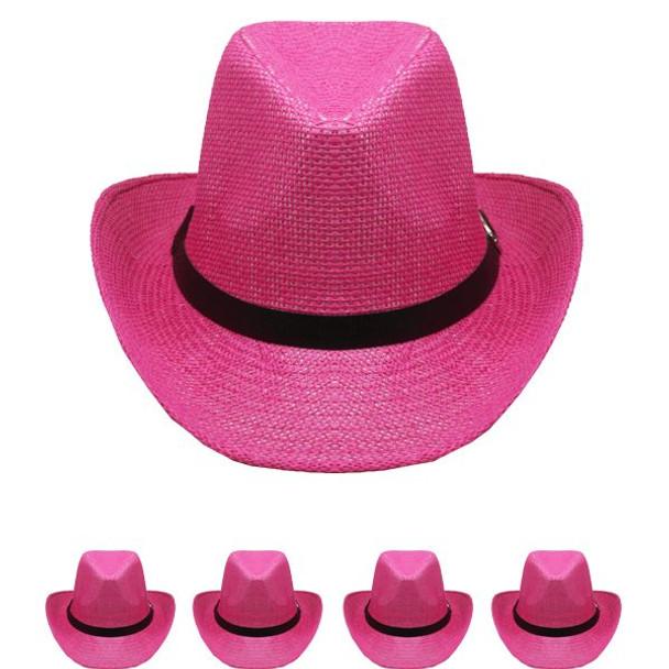 Blue Cowboy Hats Bulk |  Adult 12 PACK 1480BLU UNISEX