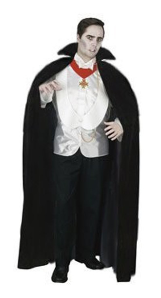 Black Costume Cape 56' 4523