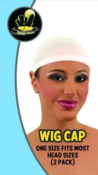 Black Wig Cap 216
