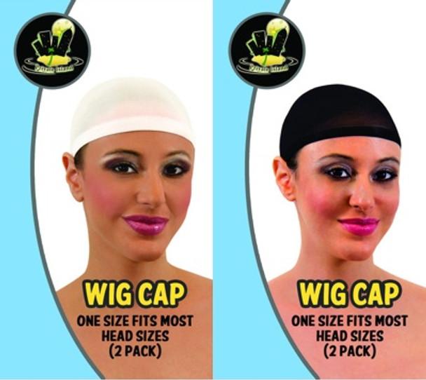 Wig Caps Wholesale | Wig Caps Bulk | 12 PACK  3 Color Options 217D