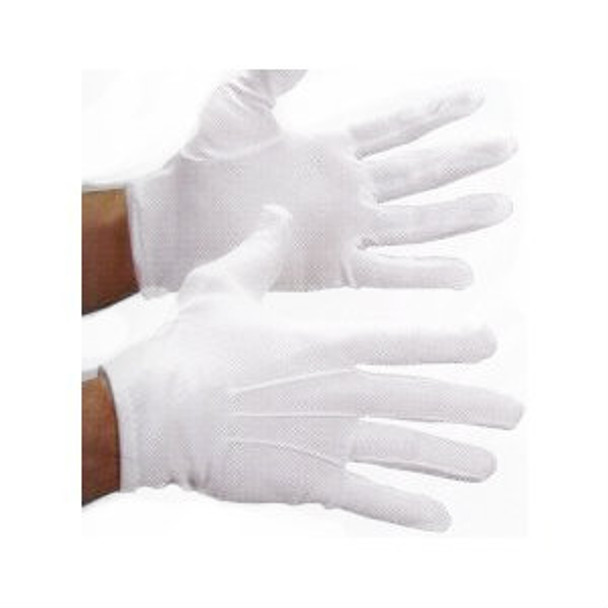 White Stitched Gloves - 2X-Large 12 PACK 5024