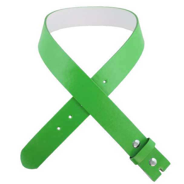 Buckleless Belts Green |  Adult Mix Sizes 12 PACK 2356A