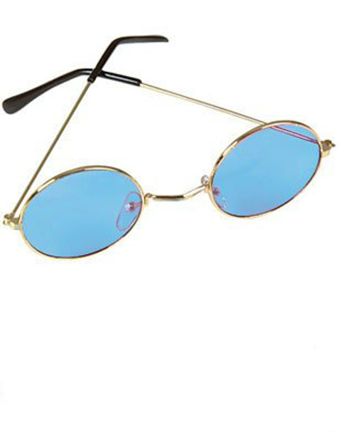 John Lennon Glasses Blue 1091