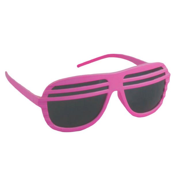 Pink Half Shutter Shades Sunglasses 1153