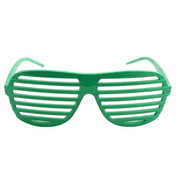 Green Shutter Shades 12 PACK 1165