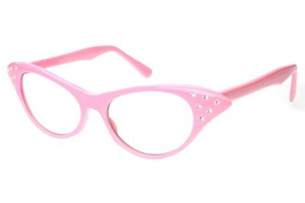 Pink Cat Eye Glasses |  Pink Cat Eye Glasses Wholesale | 1191