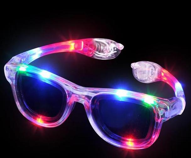 LED Aviator Glasses    Wholesale LED Aviator Glasses    7106