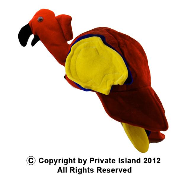 Parrot Hat 1498