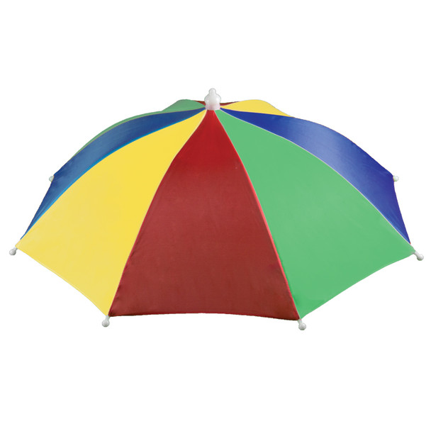 Umbrella Hat Multi Color 12 PACK 1516