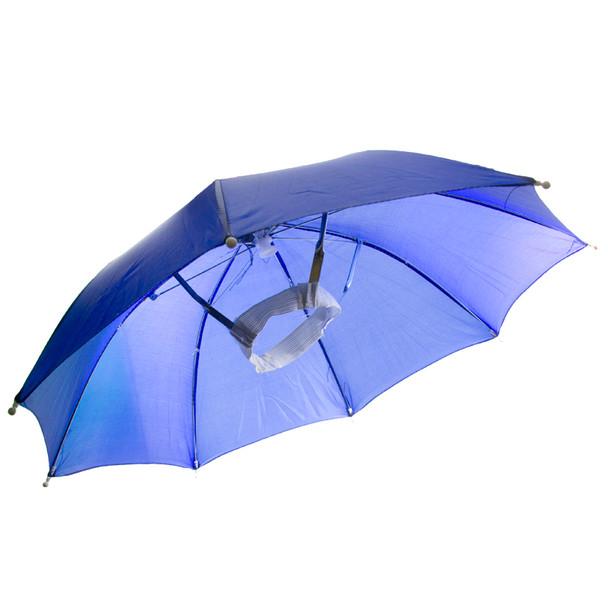 Umbrella Hat Blue 1517