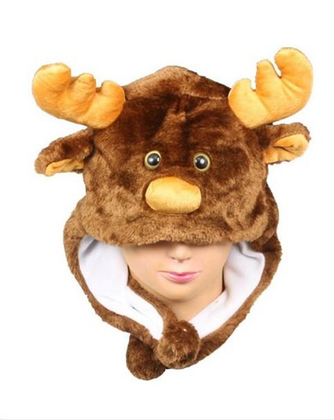 Crazy Moose Hat 1541