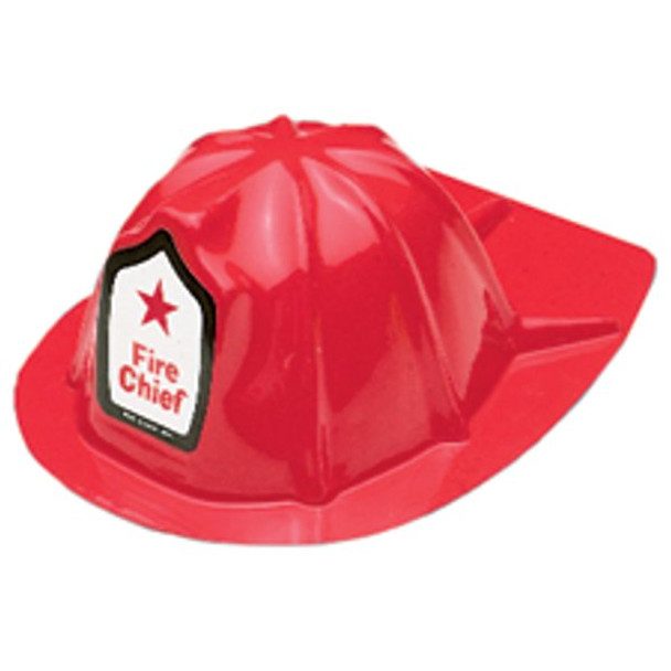 Child Fire Chief Helmet 1555