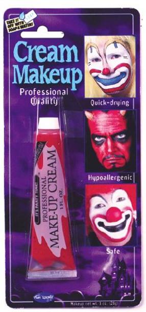 Red Makeup Cream 6580