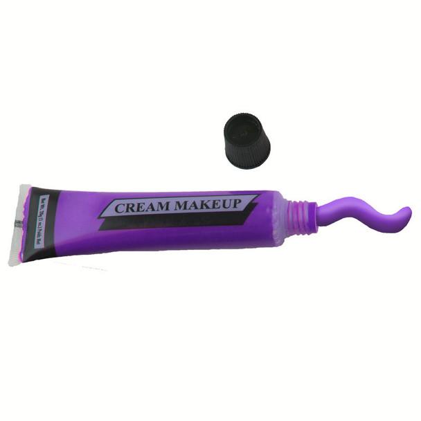 Purple Makeup Cream Washable Latex  6587