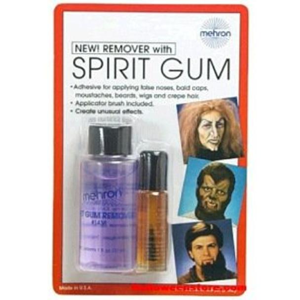 Mehron Spirit Gum and Remover 6574