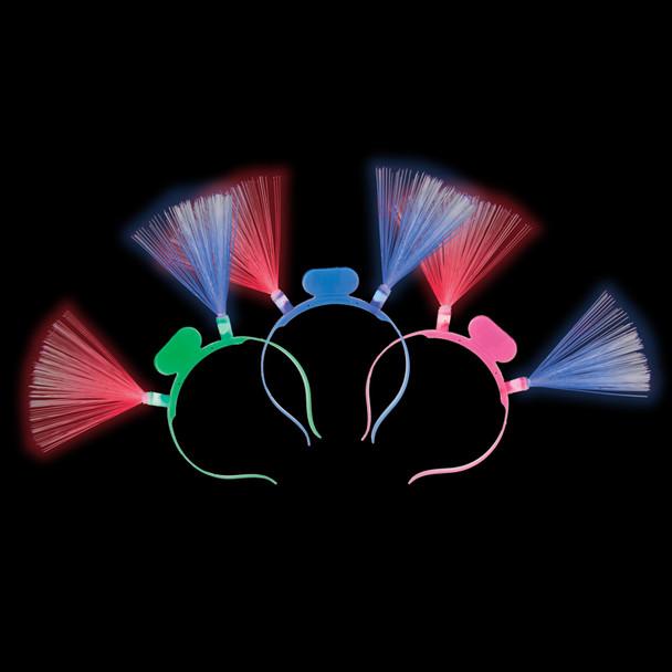 Bopper Headband LED Green 1858