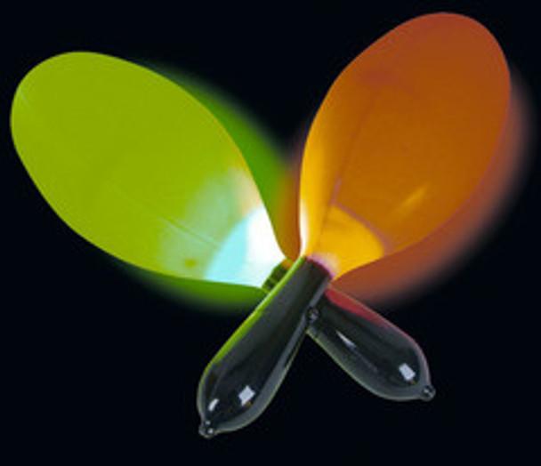 12 PACK LED Light UP Maracas