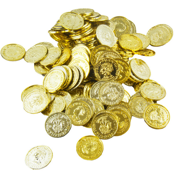 144 Gold Coins 1649