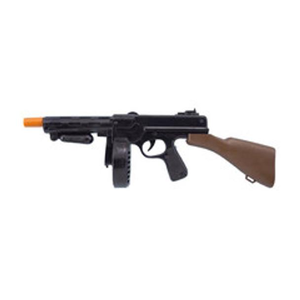 Black Tommy Machine Gun 1785
