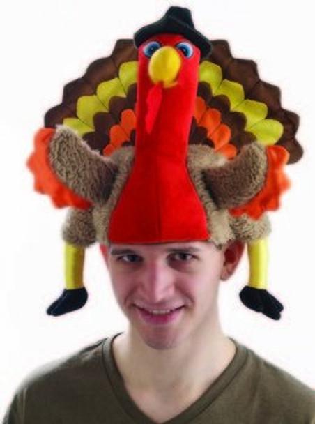 Un - Cooked Turkey Hat 5838