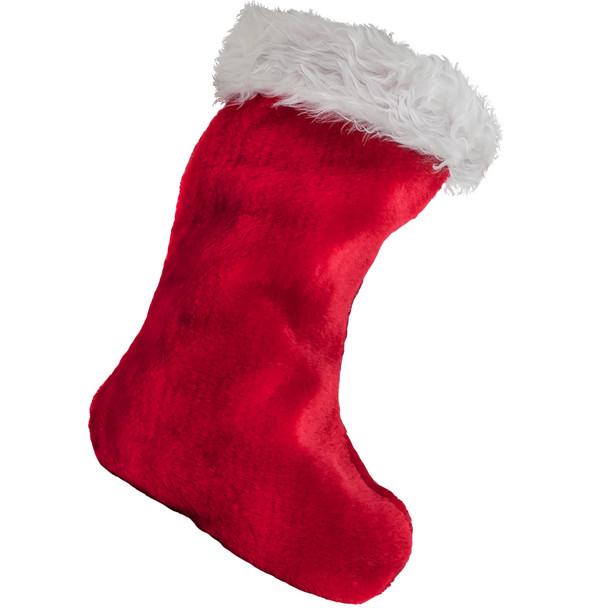 Plush Christmas Stocking 1819