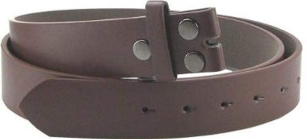 Buckleless Belt Brown 4X-Large 2337
