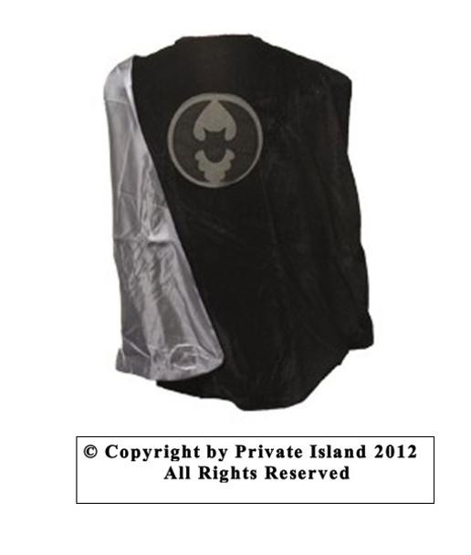 Boys Bat Cape Bulk 12 PACK Wholesale Superhero Cape - Free Mask Incl.