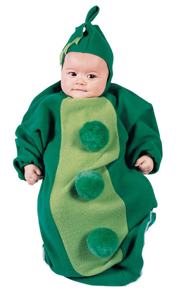 Infant Pea in a Pod Costume 4590