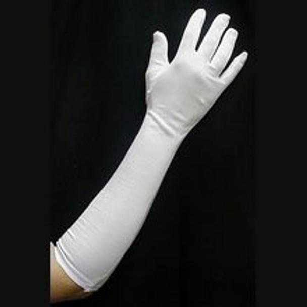 "White Gloves Child Size 17"" 5014"