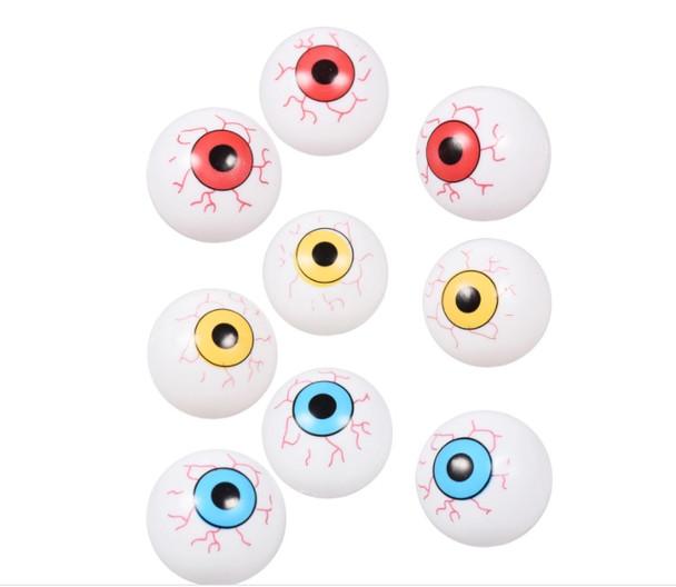 Floating Eyeballs 12 PACK Spooky Party Favor 9051