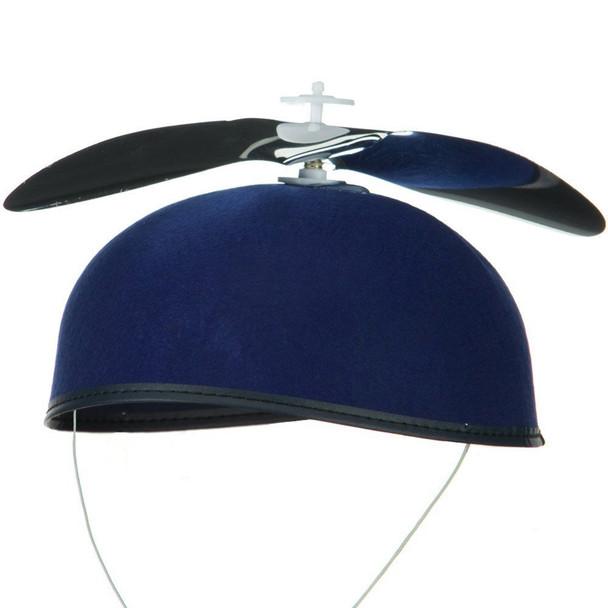 Blue Propeller Cap 5945