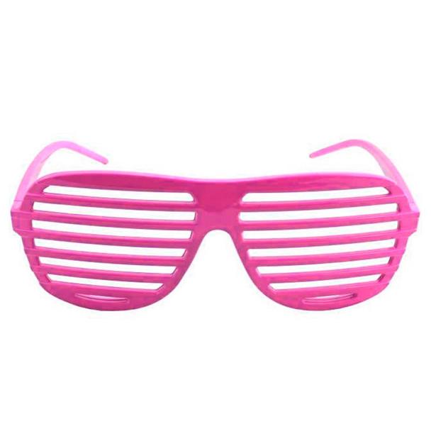 Hot Pink Shutter Shades 1158