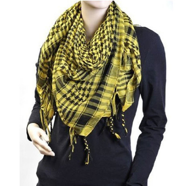 Bulk Shemagh Scarves | Wholesale Shemagh Scarves | Mixed Colors 12 PACK 2069D