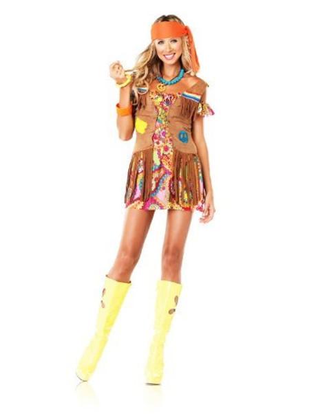 Hippie Girl  - Woodstock Small/Medium 4170