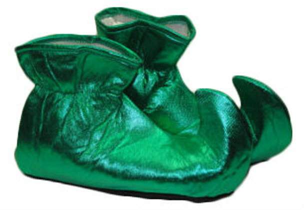 Green Elf Shoes