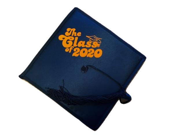 Customized Graduation Hat, Graduation Cap Decorated 1486