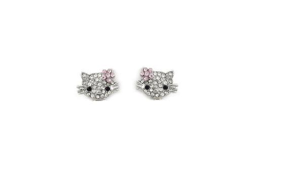 Hello Kitty Earrings 6501