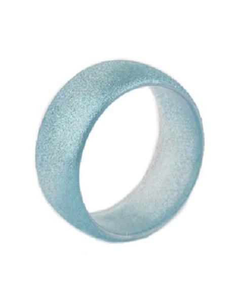 60's Turquoise Mod Bangle Bracelet 6521