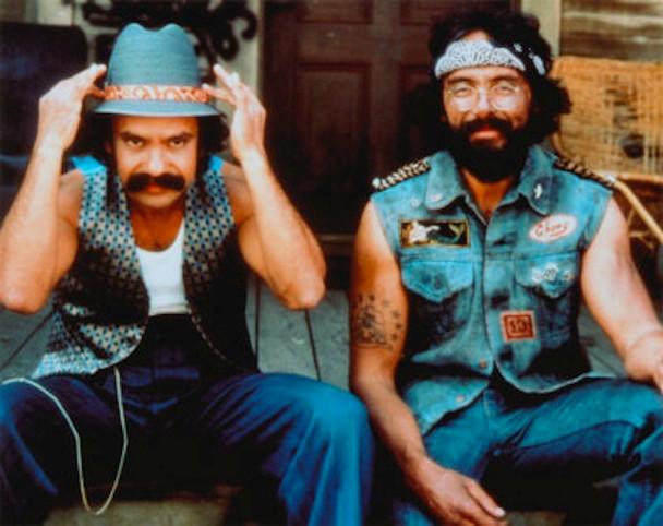 Mexican Cheech Costume Mustache 9041