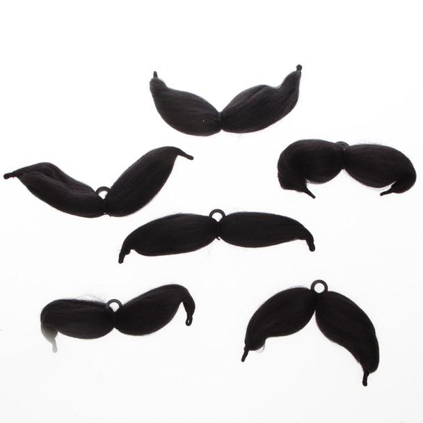 Cinco De Mayo Mexican Adjustable Black Costume Mustache 9068