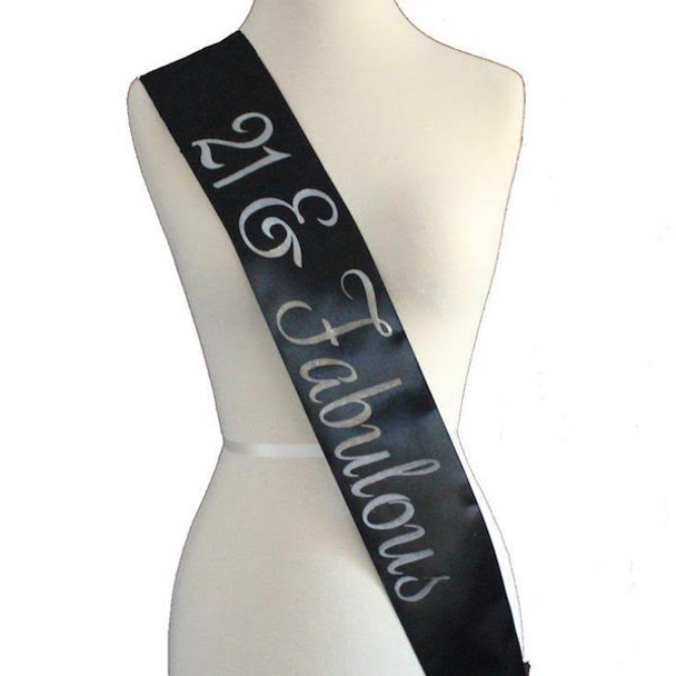 """Custom Pageant Wedding Yellow Satin Sashes 60"""" 6861 (Fonts in Picture Gallery)"""