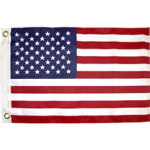 "USA Pride Flags 12"" 9074"
