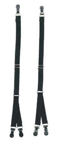 2 Pack Y Style Shirt Stays Black 6883